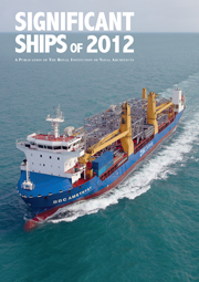 Significant Ships 2012
