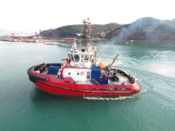 Six RAL tugs for Med Marine