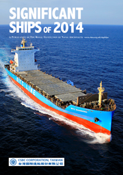 Significant Ships 2014 Cover