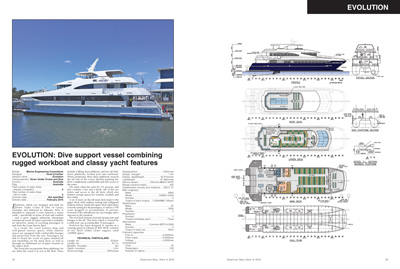 Significant Small Ships 2016 - sample page