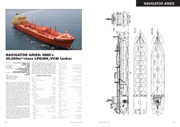Significant Ships 2008 - page layout