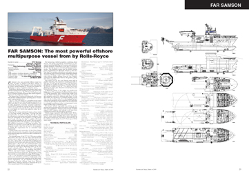 Significant Small Ships 2009 - page layouts