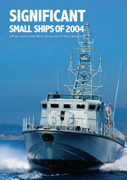 Significant Small Ships 2004 cover