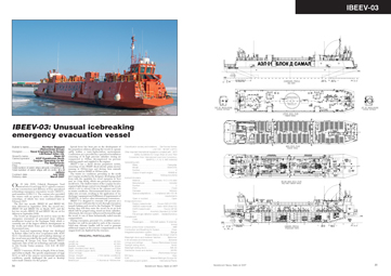 Significant Small Ships 2007 - page layout