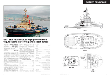 Significant Small Ships 2010 - page layout