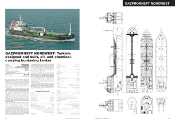 Significant Small Ships 2012 - page layout