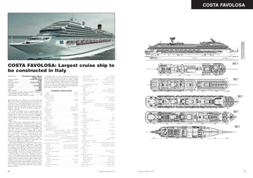 Significant Ship 2011 - page layout