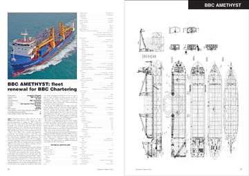 Significant Ship 2012 - page layout