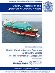 LNG/LPG 2017 Conference brochure