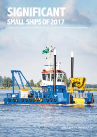 Significant Small Ship 2017 - Front Cover