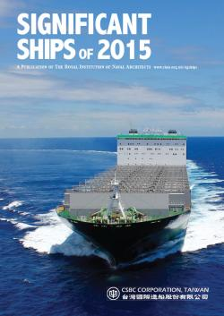 Significant Ships 2015