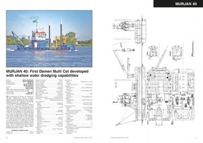 Significant Small Ships 2017 - sample page layout