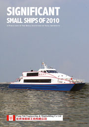 Significant Small Ships 2010 cover